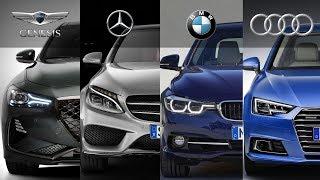 (0.03 MB) 2018 Genesis G70 Vs Mercedes C Class Vs BMW 3 Series Vs Audi A4 ► Side By Side Comparison Mp3