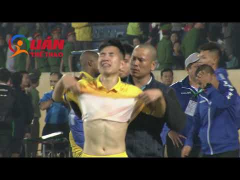 Cầu thủ Nam Định ức phát khóc, trách mắng đồng đội sau trận thua tức tưởi trước Hải Phòng