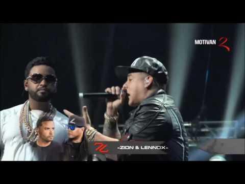 45. Tu Príncipe (Motivan2 Live) - Zion y Lennox Ft. Daddy Yankee + Descarga Mp3