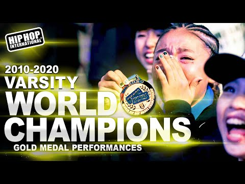 Brotherhood - Canada (Gold Medalist/Varsity) @HHI's 2013 World Hip Hop Dance Championship Finals