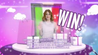 Violetta - Win A Trip To Rome!