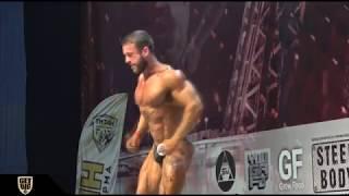 Сергей Белкин - чемпион Кубка России по бодибилдингу - 2018 в категории до 85 кг