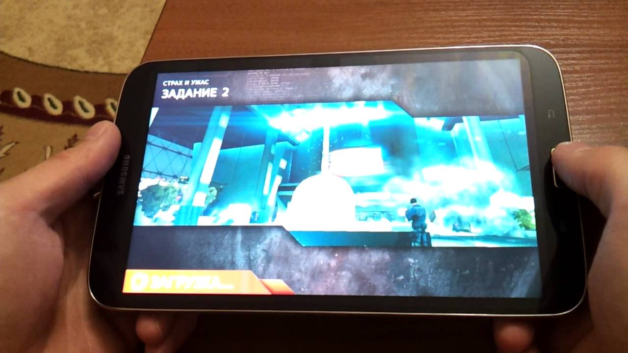 free games for samsung tablet 3