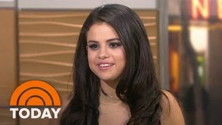 Selena Gomez: 'I've Grown Up In Front Of Everybody' | TODAY