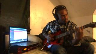 """All About You - Anita Wilson """"guitar cover"""""""