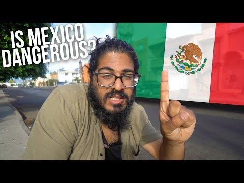 IS MEXICO SAFE?!? - Tijuana Mexico