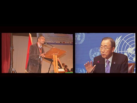 A Message to Ban Ki-moon from the Poet of the Kingdom of Morocco _ The Moroccan Sahara Issue _