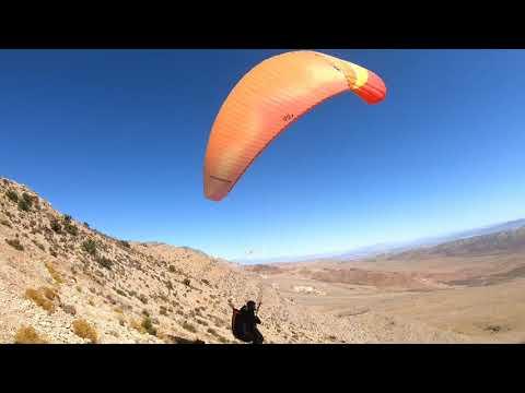 Paragliding In Las Vegas