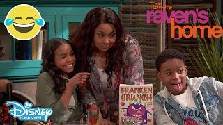 Raven's Home | SNEAK PEEK: Why is Levi With The Principle? | Disney Channel UK
