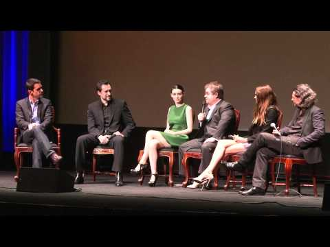 SBIFF 2012 - Virtuoso Award Winners Panel