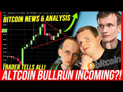 Ethereum About To Trigger Altcoin BULLRUN?! Bitcoin Price Analysis! Bitcoin News