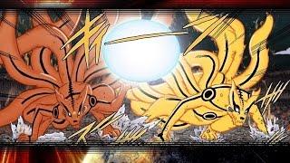 All Jinchuuriki Characters  in Naruto Shippuden