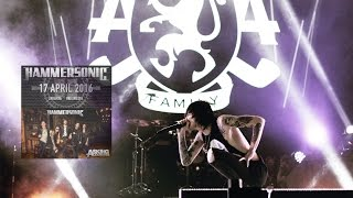 Asking Alexandria - I Won't Give In Live in Hammersonic Jakarta Indonesia