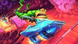 Жаба в Турбо Тоннеле (GAME)
