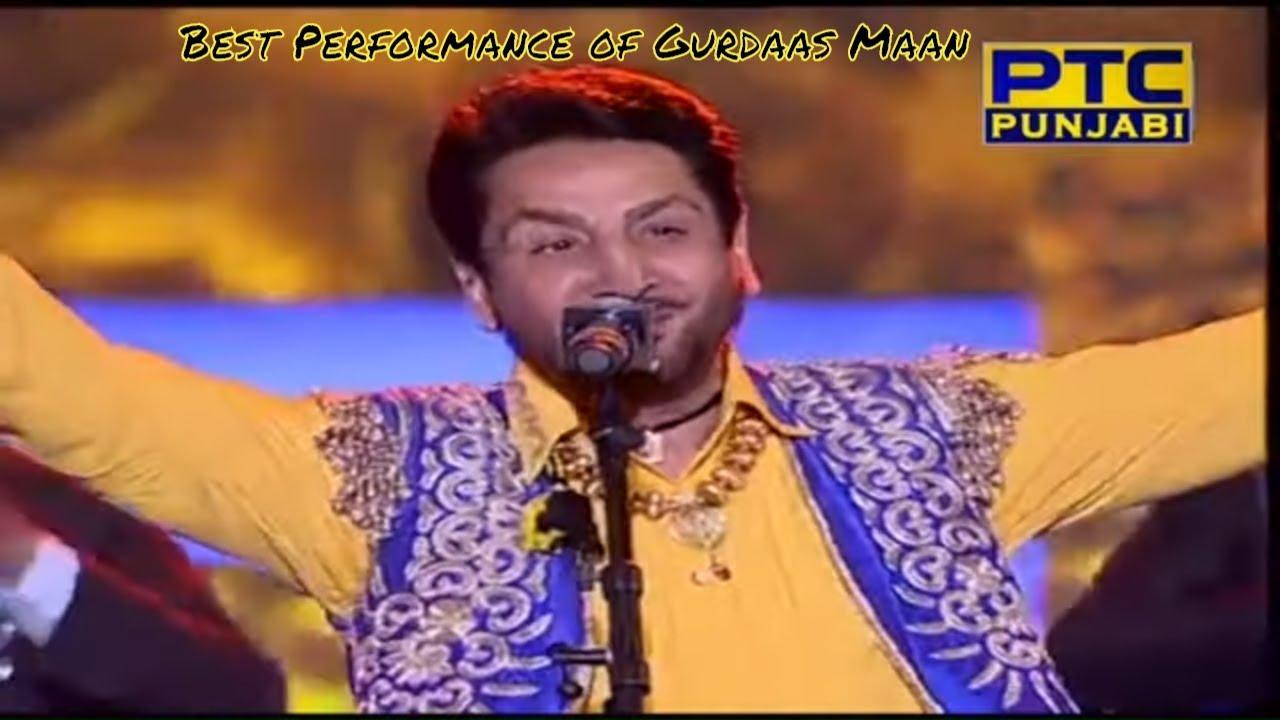 OMG!!! Gurdaas Maan at his best | Must Watch | PTC Punjabi