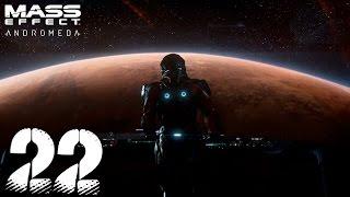 Mass Effect Andromeda. Прохождение. Часть 22 (Саларианский ковчег Паарчеро)