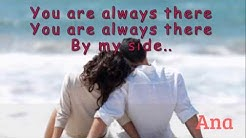 For you my darling - Love you so much! By my side song *with lyrics