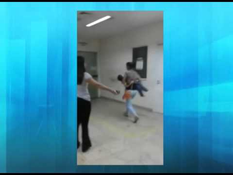 Band Cidade - Itajaí - Mãe Implora Por Atendimento Em Hospital De Blumenau