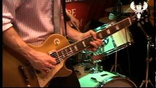 JW-Jones - Love grows cold - live @  bluesmoose cafe