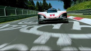 The 919 Tribute Tour. Behind the scenes of the lap record at the Nürburgring Nordschleife