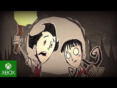 Don't Starve Together: Console Edition Launch Trailer