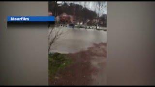 Stora översvämningar efter stormen Helga – SMHI utfärdar klass 3-varning