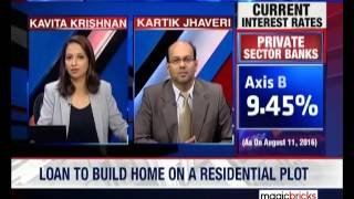 Which banks provide loan for purchasing residential plots?- Property Hotline