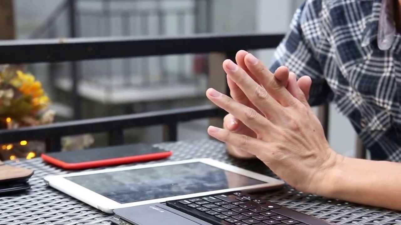 Tinhte.vn – Trên tay bàn phím Logitech Ultrathin và Folio cho iPad Air