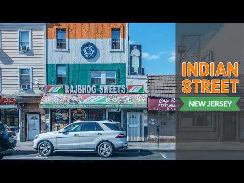 Indian Street/India Square - New Jersey