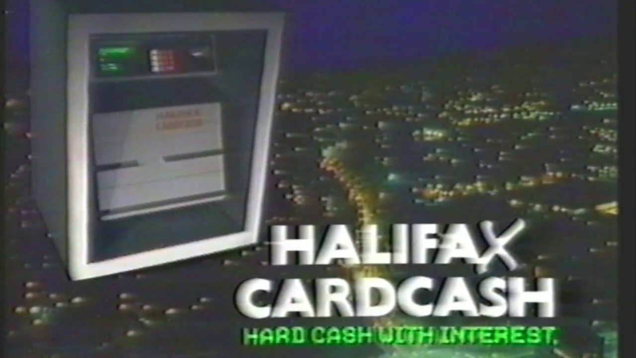 First TV advert for this 1980s invention, the 'ATM' machine! - YouTube