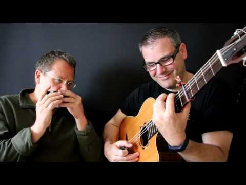 TIM EDEY & BRENDAN POWER - Jamming, June 2017