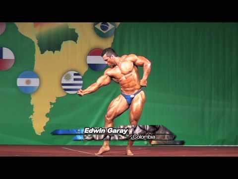 Edwin Garay, Colombia, Senior 85 Kg, Sudamericano  2013