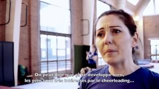 Paris Cheerleaders