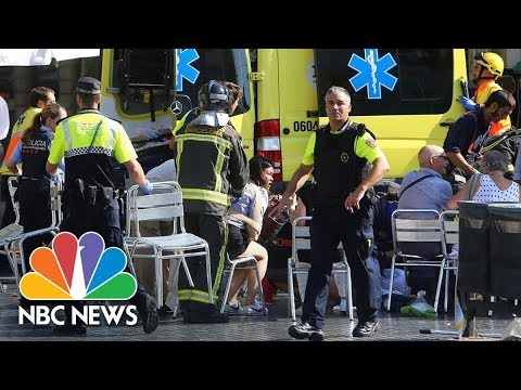 Barcelona Terrorist Attack: Suspect In Custody As Death Toll Rises | NBC News