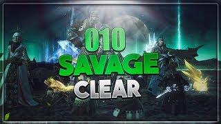 【FFXIV】Alphascape V2.0 Savage Clear (O10S) ~ Scholar PoV