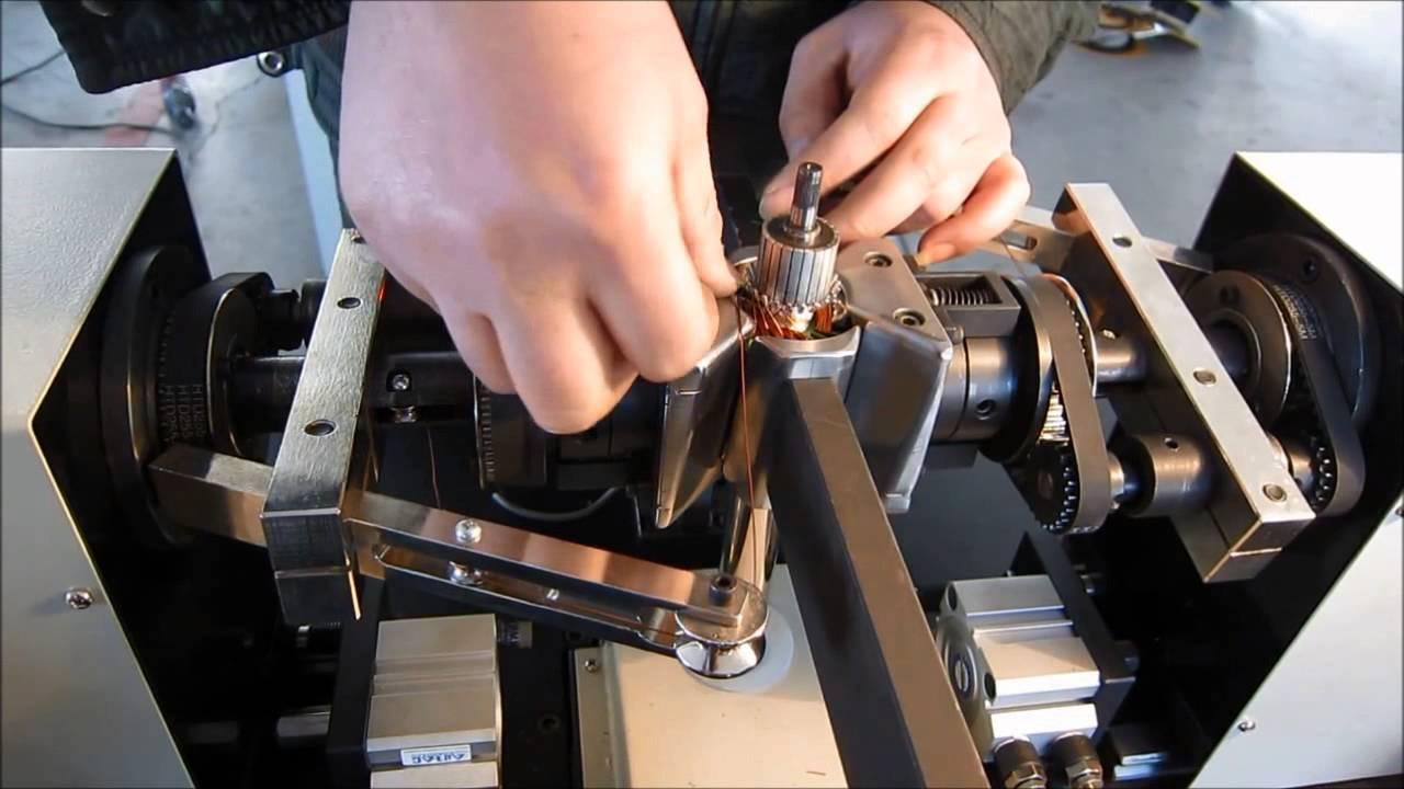 Econo Auto Sales >> Semi auto armature winder WIND-RW-S easy operation armatures winding armature repair winding ...