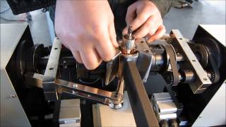 Semi auto armature winder WIND-RW-S easy operation armatures winding armature repair winding