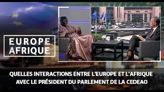 Europe Afrique: quelles interactions entre l'Europe et l'Afrique?