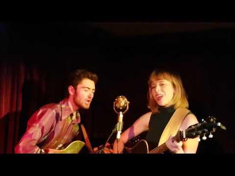 Vivian Leva & Riley Calcagno - Will You @ The Green Note, London 12/06/18