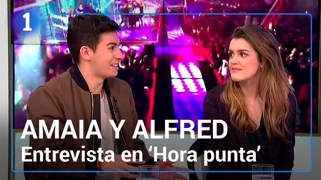 Amaia y Alfred en 'Hora punta' | OT 2017 #1