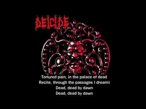 Deicide Deicide FULL ALBUM WITH LYRICS