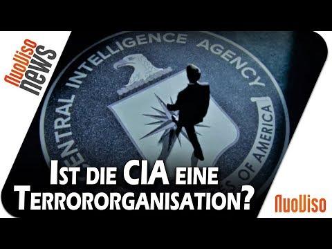 CIA eine Terrororganisation? - NuoViso News #88
