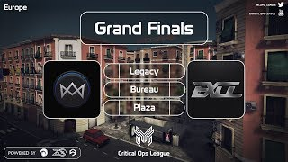 COL Summer Season - Europe Legend Series Grand Final - RGN Vs EXCL