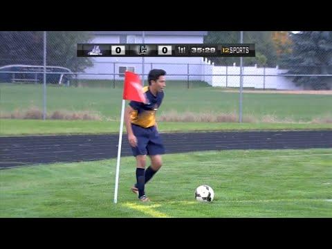 Brooklyn Center Vs. Columbia Heights Boys High School Soccer