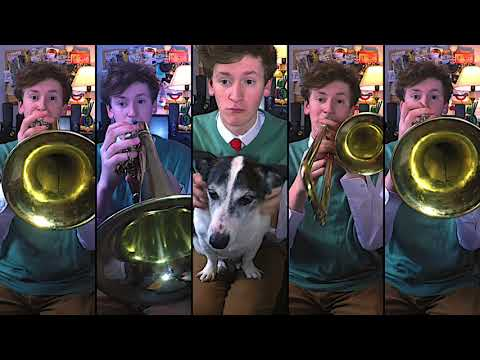 Wallace and Gromit Theme for Brass Quintet