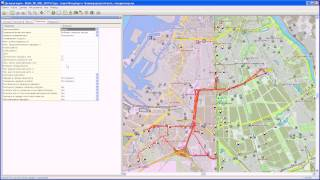 Демо ролик программы транспортной логистики
