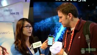 ZTE Grand S First Look and Hands On
