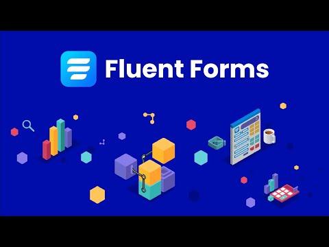 World's Fastest WordPress Form Builder Plugin - WP Fluent Forms v3.0