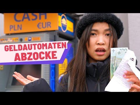 Geld Abheben Im Ausland: So Wirst Du Am Geldautomaten Abgezogen!