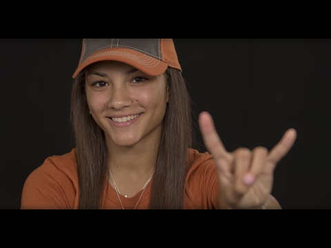 Big 12 Champions for Life: Brooke McCarty [Oct. 4, 2016]